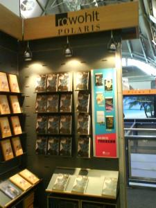 Schattenblüte auf der Frankfurter Buchmesse 2010