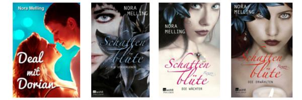 Nora Melling - Buchtitel