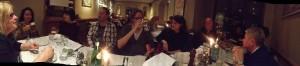 Abendmahl ohne Leonardo 1414719_1397869617120012_533472459_n