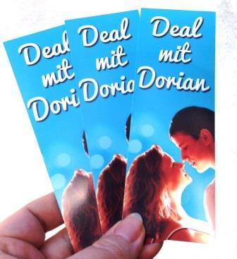 Dorian – Lesezeichen zu verschenken