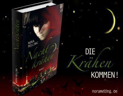 Website Nachtkrähen Ankündigung Hardcover1